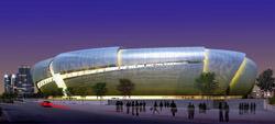 Стадион Новая Месталья, Испания