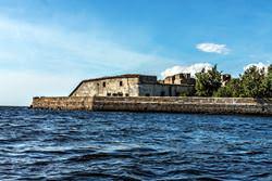 Obrutschew Fort, Russia