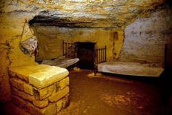 Odessa catacombs, Russia