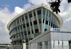 Здание компании Infosys