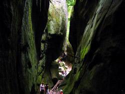 Optimistic Cave, Ukraine