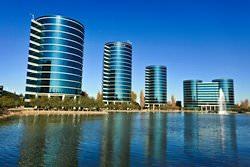Здание компании Oracle