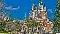 Catedral Ortodoxa Russe de san Nicolas