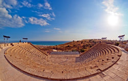 Κourion Ancient Amphitheater, Cyprus