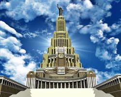 Дворец советов, Россия