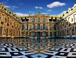The Palace and Park of Versailles, France