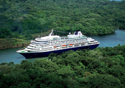 El Canal de Panama, Panamá
