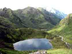 Panch Pokhari See