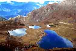 Panch Pokhari See, Nepal