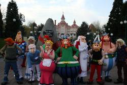 Parc Asterix, France