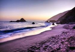 Pfeiffer Beach, United States