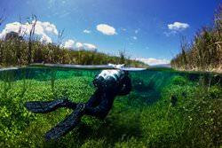 Piccaninnie Ponds, Australia