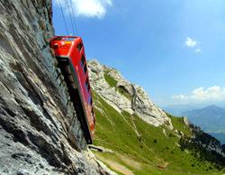 Pilatusbahn, Schweiz
