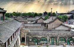 Древний город Пинъяо, Китай