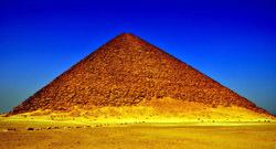 Pink Pyramid, Egypt