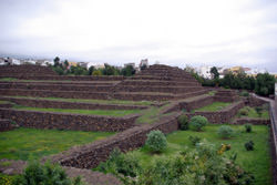 Пирамиды Гуимар, Испания