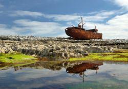 Plassy Wrecks, Ireland