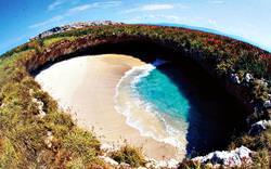 Playa del Amor, México