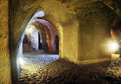 Plzen Underground, Czech Republic