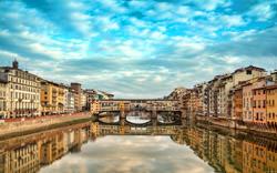 Ponte Vecchio Wohnbrücke