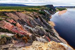 Popigai-Krater, Russland