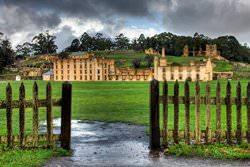 Тюрьма Порт-Артур, Австралия