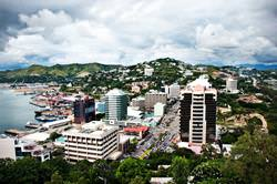 Port Moresby, New Guinea