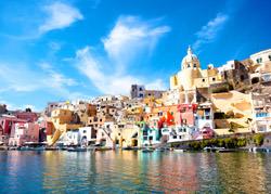 Остров Прочида, Италия