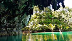 Parque Nacional del Río de Puerto Princesa, Filipinas