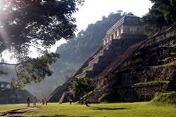 Пирамиды Калакмуль, Мексика