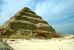 Djoser-Pyramide, Ägypten
