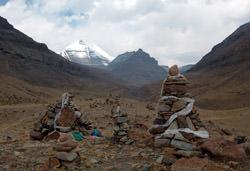Die Kailash Pyramiden, Tibet