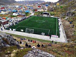 Qaqortoq Village, Greenland