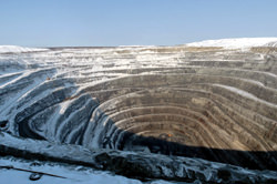 Quarry Lucky, Russia