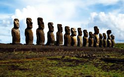 Nationalpark Rapa Nui, Chile