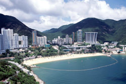 Repulse bay, China
