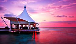 Restaurant Per Aquum, Maldives