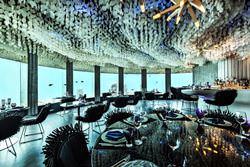 Unterwasserrestaurant «Per Aquum», Maldives