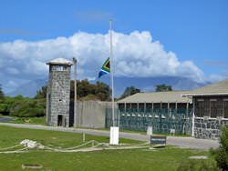 Тюрьма на острове Роббен, Южная Африка