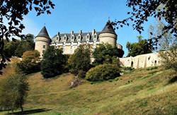 Кратер Рошшуар, Франция