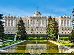 Royal Palace of Madrid, Spain