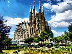 Templo Expiatorio de la Sagrada Familia, España