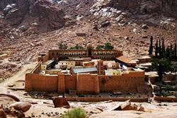 Saint Catherine Monastery, Egypt
