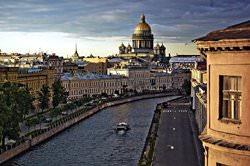Исторический центр Санкт-Петербурга и связанные с ним комплексы памятников, Россия
