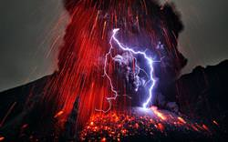Sakurajima Vulkan