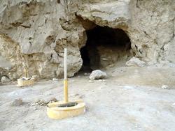 Соляная пещера Колонель, Израиль