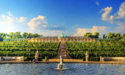 Sanssouci Palace, Germany