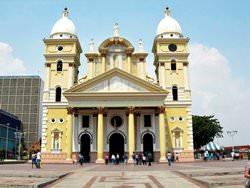 Santa Ana de Coro Town, Venezuela