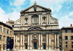 Santissimo Nome di Gesu Cathedral