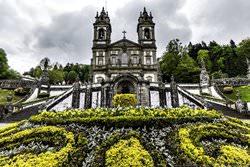 Santuario de Bom Jesus de Matosinhos, Brazil